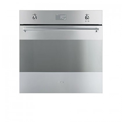 Smeg SF390X 72L Built-In Oven