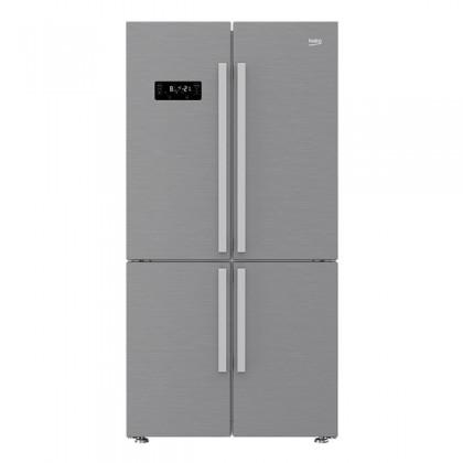 Beko GN1416231ZX 4-Door Refrigerator (626L Side-by-Side Fridge-Freezer)