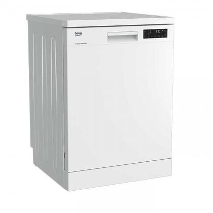 Beko DFN28R22W 14-Place Settings Dishwasher (Freestanding)
