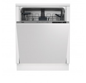 Beko DIN26X22 Full Integrated Dishwasher