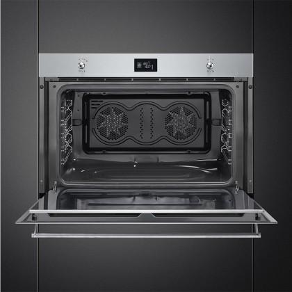 Smeg SF9390X1 Classica 90cm 115L Built-In Oven
