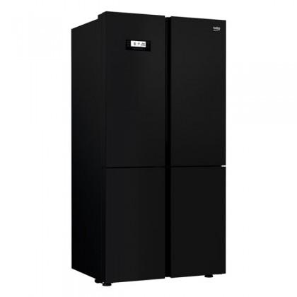 Beko GN1416233ZGB 4-Door Refrigerator (626L Side-by-Side Fridge-Freezer)