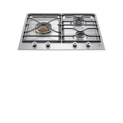 Bertazzoni PM6030X Professional Series 60cm 3-Burner Gas Hob