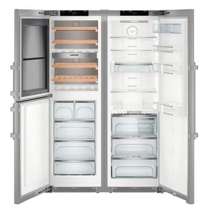 Liebherr SBSes 8486 PremiumPlus 3-Door Refrigerator (645L Pigeon Pair Fridge-Freezer)