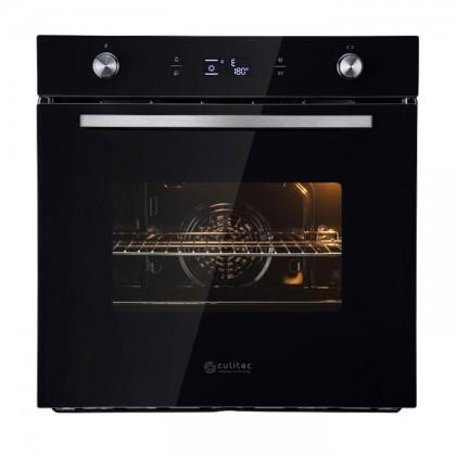Culitec Package EXC90SSL Cooker Hood + GH82SSL 2-Burner Gas Hob + ODE708B Oven