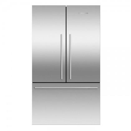 Fisher & Paykel RF610ADX 90cm 3-Door Refrigerator (614L Stainless Steel French Door Fridge-Freezer)