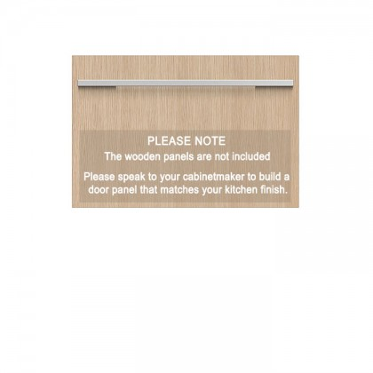 Fisher & Paykel DD60SI 7-Place Settings Dishwasher, 60cm Single DishDrawer™, Sanitise (Fully Integrated, Non-Door)