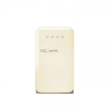 Smeg FAB5RCR3 CREAM, 50's Retro Style Classic Refrigerator (Freestanding Mini Fridge)