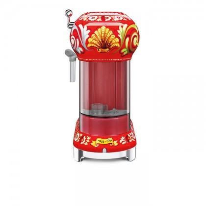 [Pre-Order] Smeg - Dolce & Gabbana ECF01DG 50's Retro Style Espresso Coffee Machine