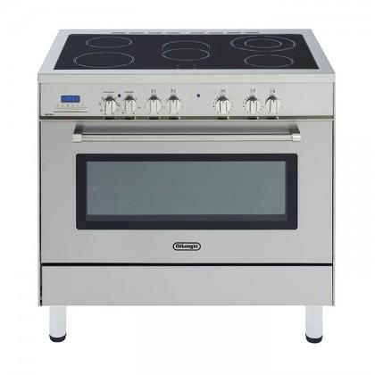 [Pre-Order] Delonghi DSC 95E 90cm Professional Range Cooker