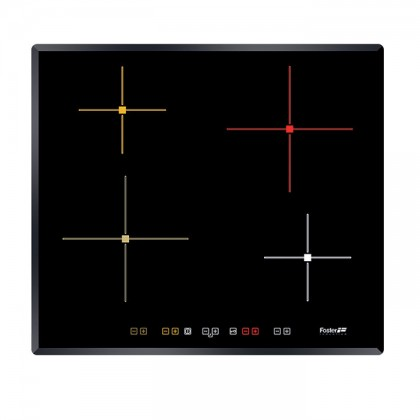 Foster S4000 ID4 4-Cooking Zone Induction Hob