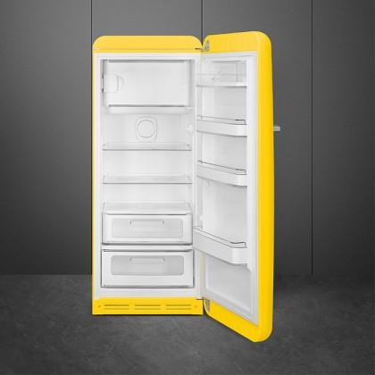 [Pre-Order] Smeg FAB28RYW5 YELLOW, 50's Retro Style Classic Refrigerator
