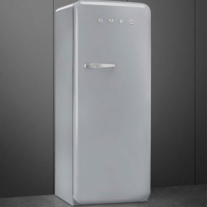 Smeg FAB28RSV5 SILVER, 50's Retro Style Classic Refrigerator