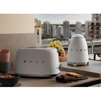 Smeg TSF01WH (White) 50's Retro Style Toaster