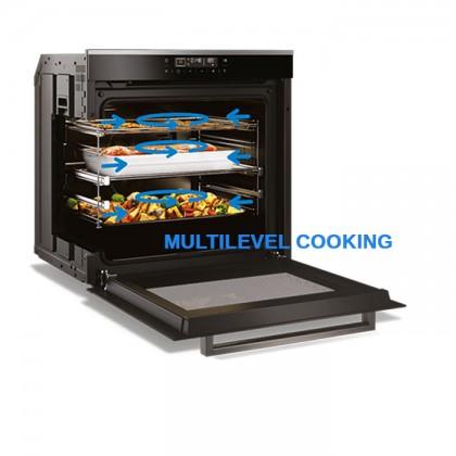 Beko BVR3550XMS 80L Built-In Oven