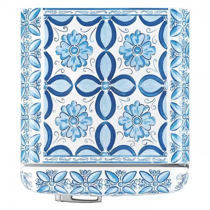 [Pre-Order] Smeg FAB28RDGM3 Divina Cucina, 50's Retro Style Classic Refrigerator (Dolce & Gabbana)
