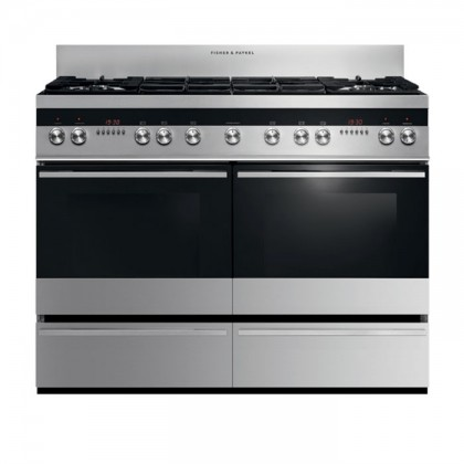 Fisher & Paykel OR120DDWGFX 120cm Professional Range Cooker