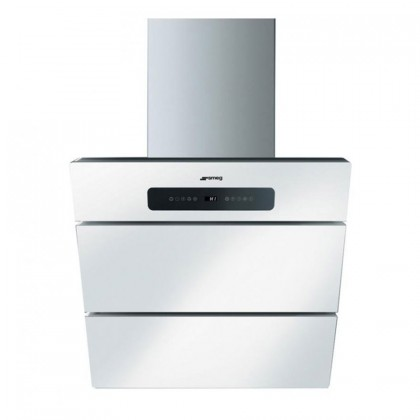 Smeg KMN75AB Marc Newson Chimney Hood (White)