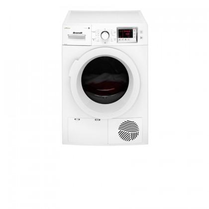 Brandt BWD58H2DW 8kg Condenser Dryer With Heat Pump