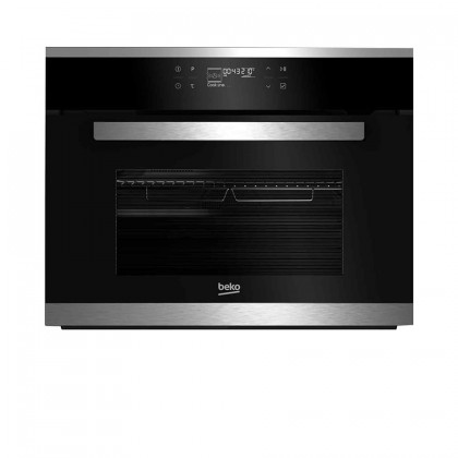 Beko BCW15500XG 40L Built-In Microwave Oven with Microwave Assist