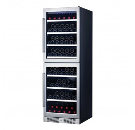 Pacifica ALW160 Michelangelo 160-Bottles Wine Chiller