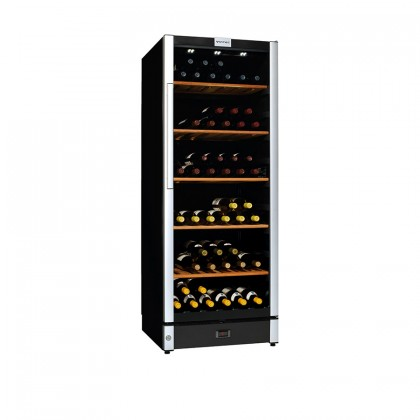 Vintec VWM122SAA-X (AL-V150SG2E) Wine Chiller (120 Bottles Wine Storage Cabinet)