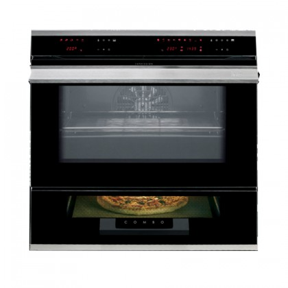 Teka HX-45-15 75L Built-In Double Oven