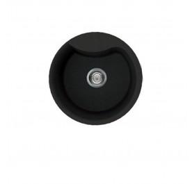 Elleci LMEROU70 (EGO ROUND Ghisa) Granite Sink - (Display Clearance)