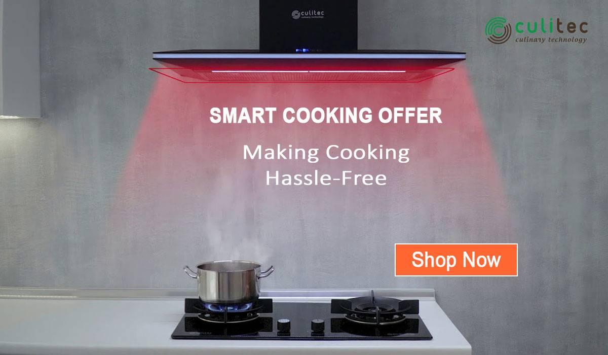 culitec cooker hood + hob + oven promotion