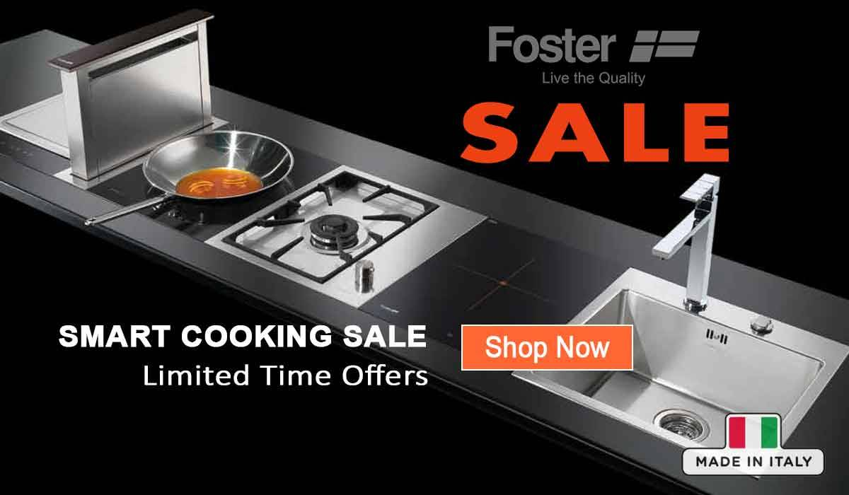 foster cooking appliances and kitchen sink tap sale