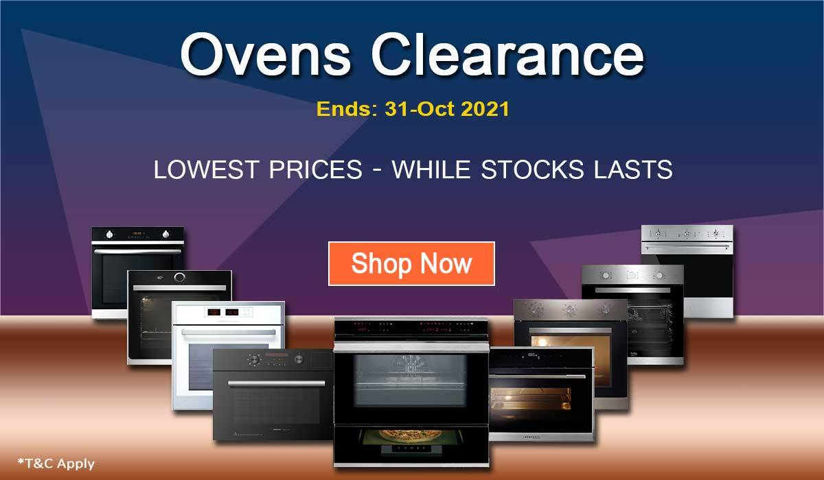 Ovens Clearance